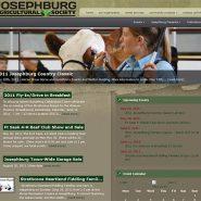 Template Redesign – Josephburg Ag