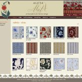 Web Site – Aleta Online