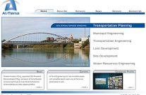 Web Design – Al-Terra Engineering Ltd.