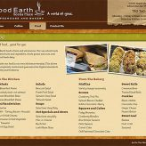 Web Design – Good Earth Scotia Place