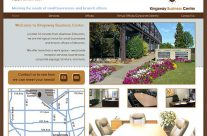 Website – Kingsway Business Center